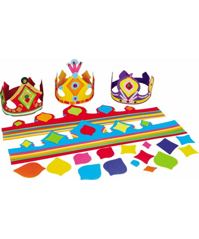 Crown and Shapes Pack