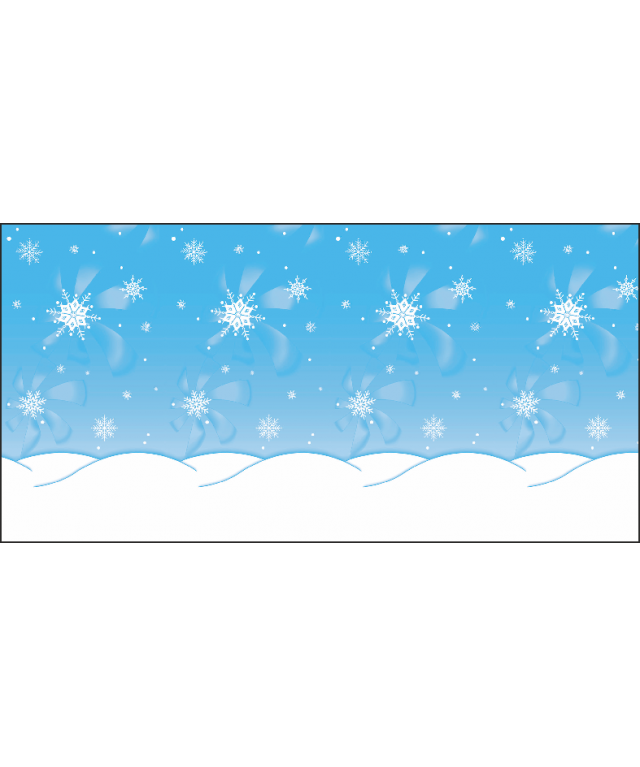 Fadeless Designs - Winter Time Roll
