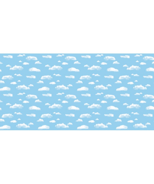 Fadeless Designs - Clouds Roll