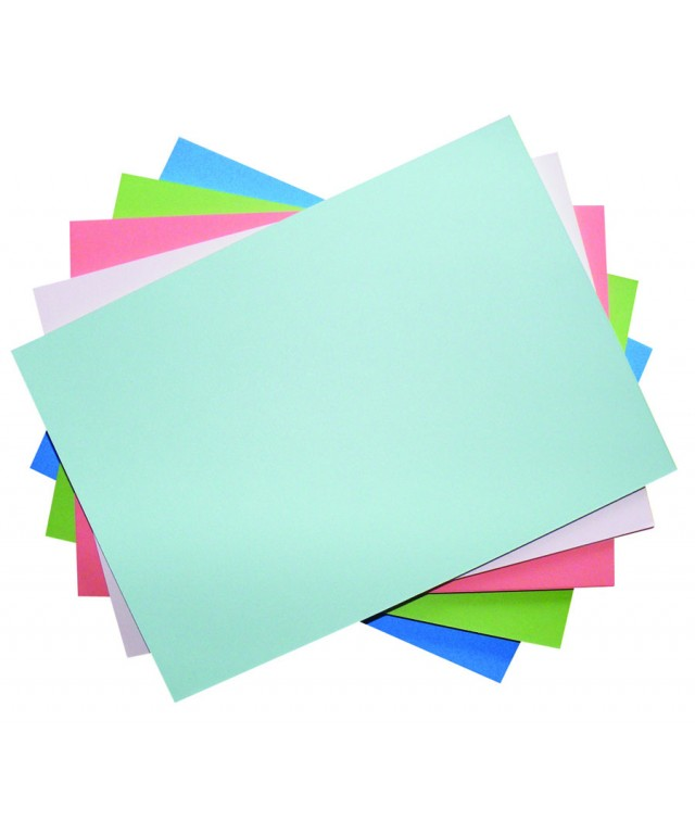 Coloured Card