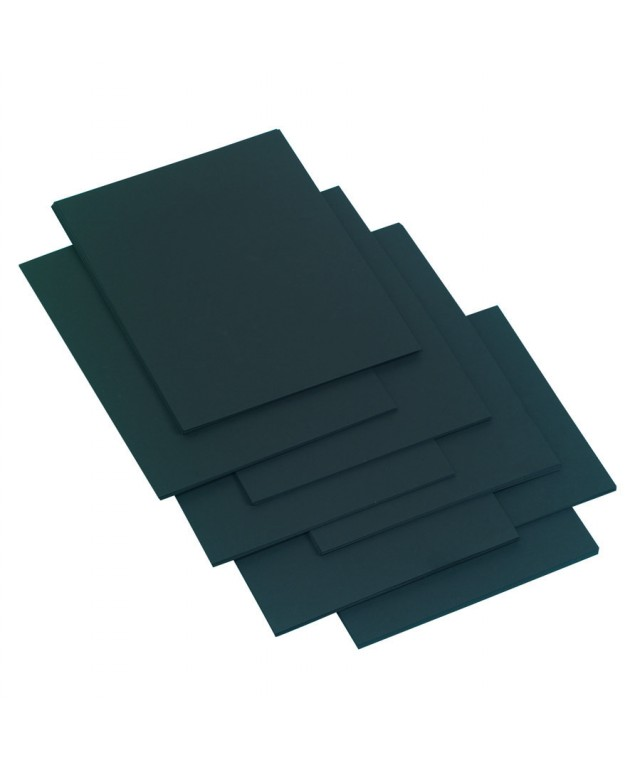 Recycled Black Card A4 230 Micron