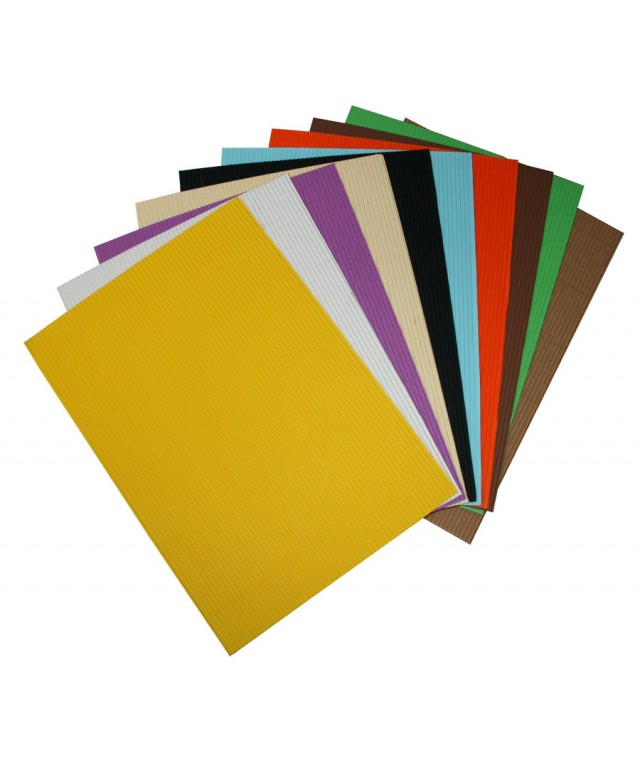 A4 Assorted Corrugated Boards