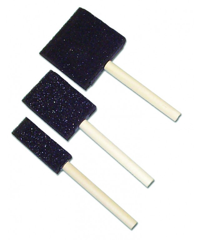 Foam Brush Pack