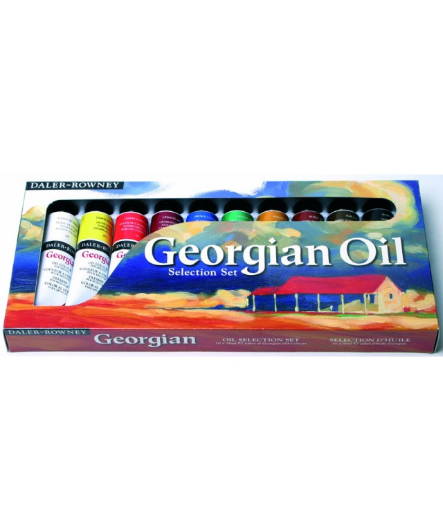 Georgian Oils Selection Set