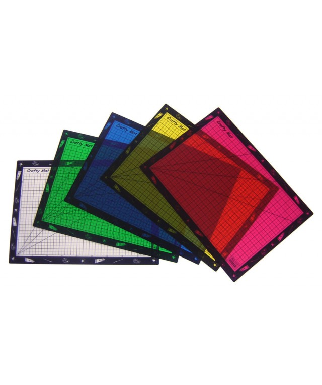 Protective Crafty Mats Set