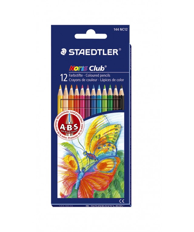 Staedtler Noris Colouring Pencils Yellow