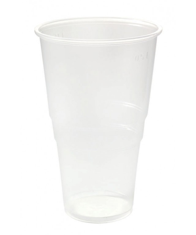 Disposable Pint Glass