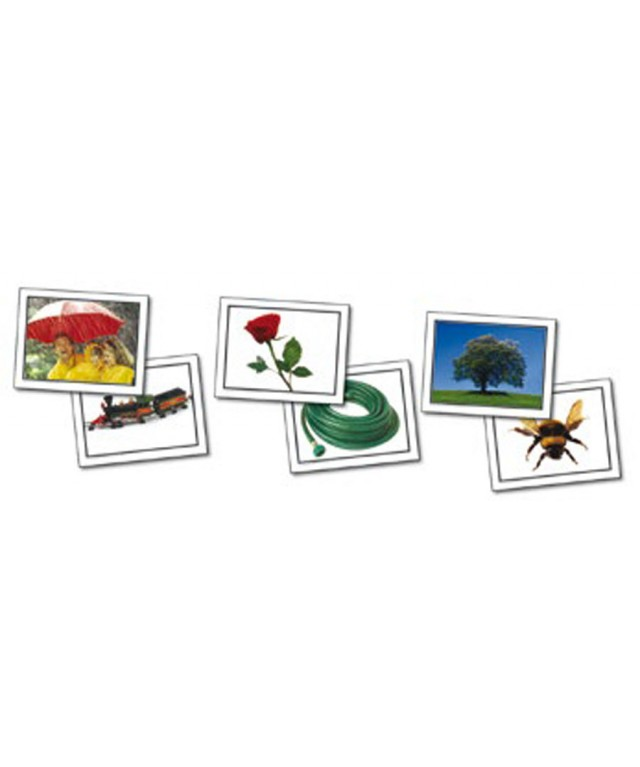 Rhyming Pairs Learning Cards