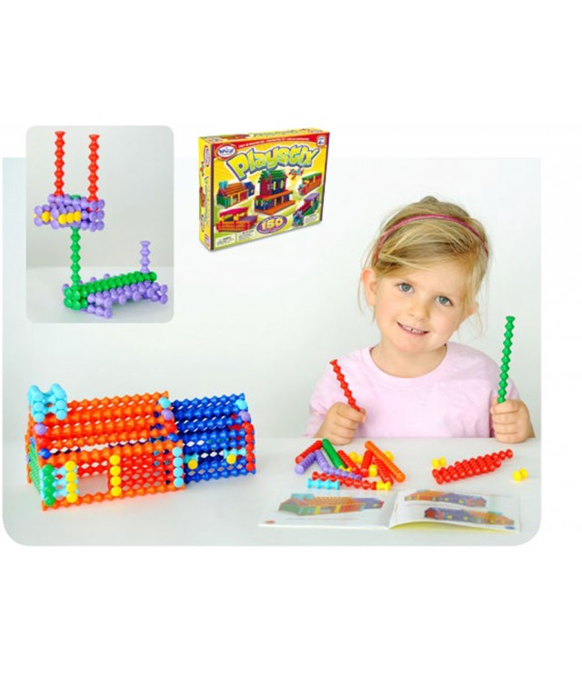 Playstix Construction Set
