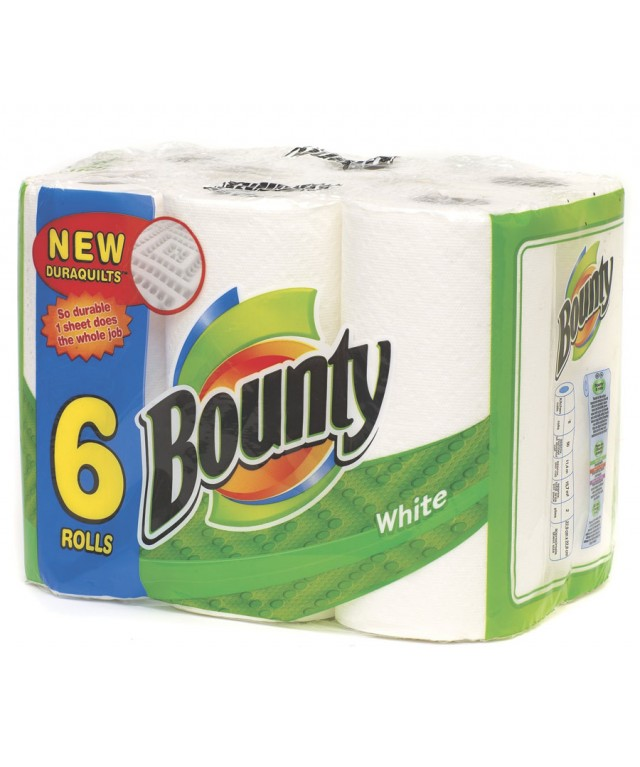 Bounty Kitchen Roll