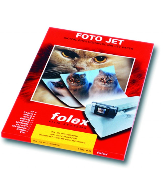 Photographic Inkjet Paper A4 185gsm Gloss Hgww