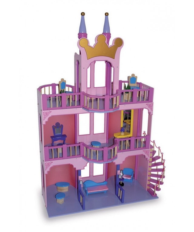 Doll's House 'Fairy Tale Castle'