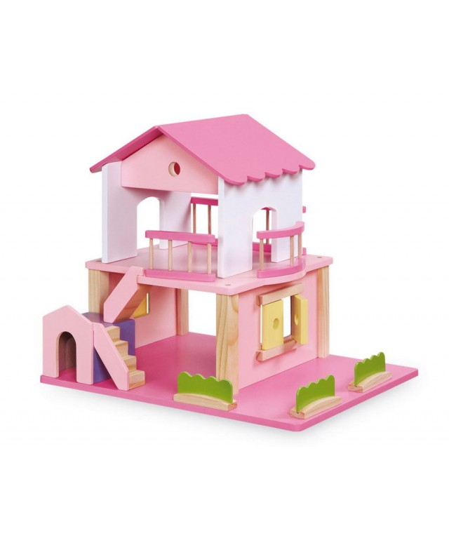 Doll's House 'Pink Cottage'