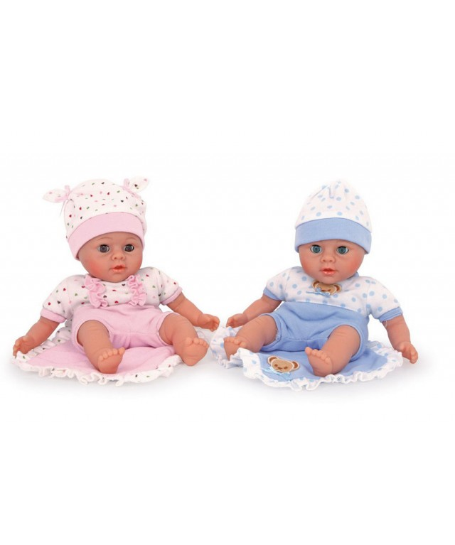 Doll's 'Christian' and 'Carla'