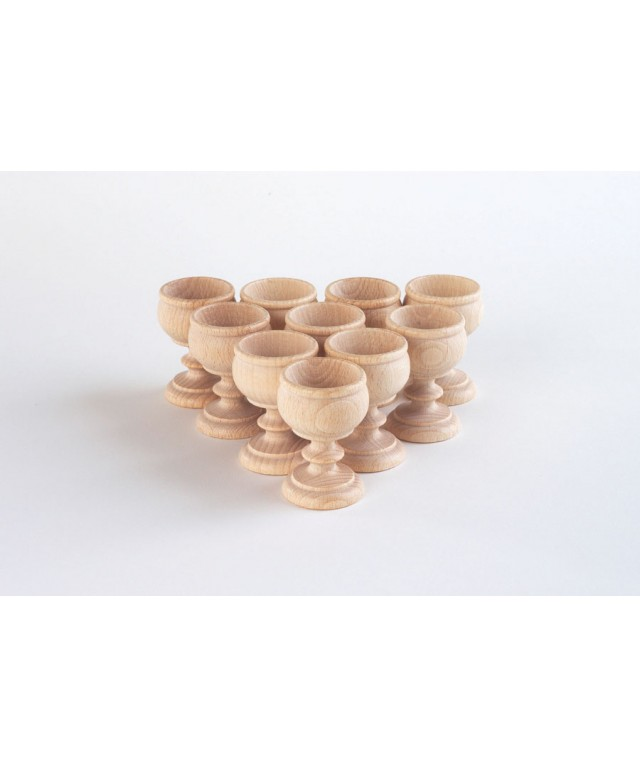 Baroque Egg Cups H63mm