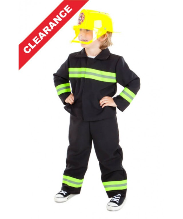 Dressing Up Clothes - Fireman