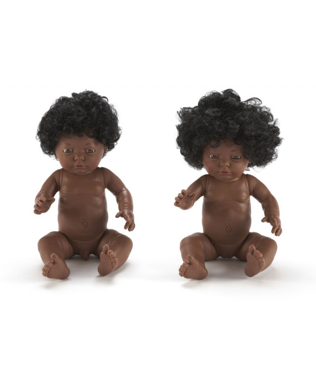 African Girl Doll