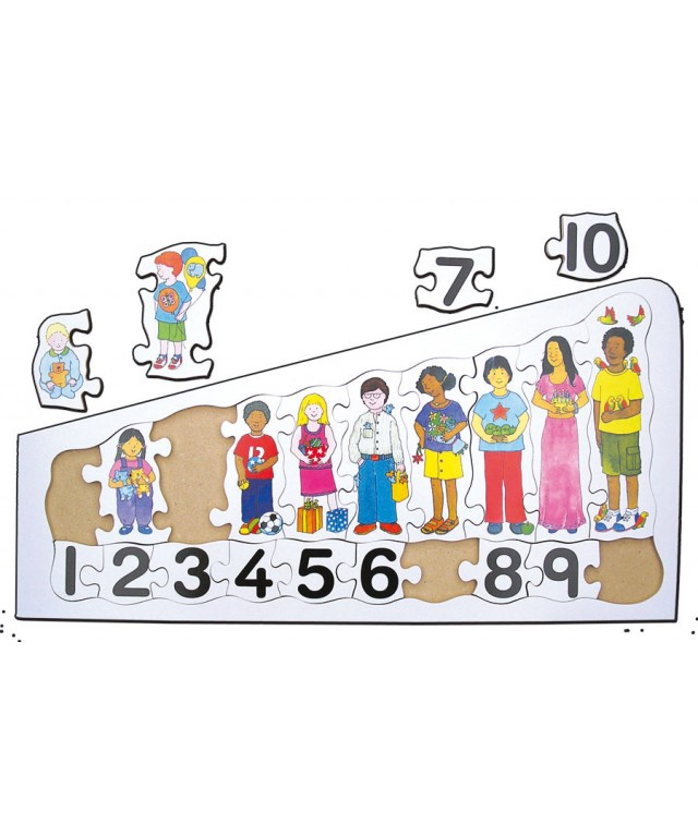 Children Counting Tray Size: 480 x 135/255mm