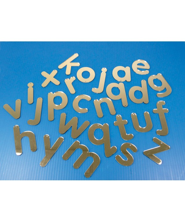 Mirror Letters 70mm