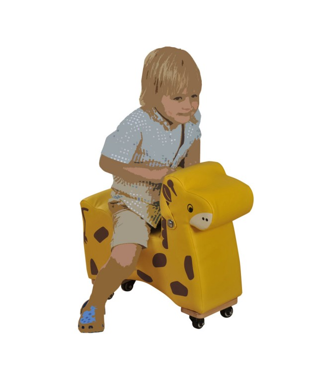 Giraffe Ride On