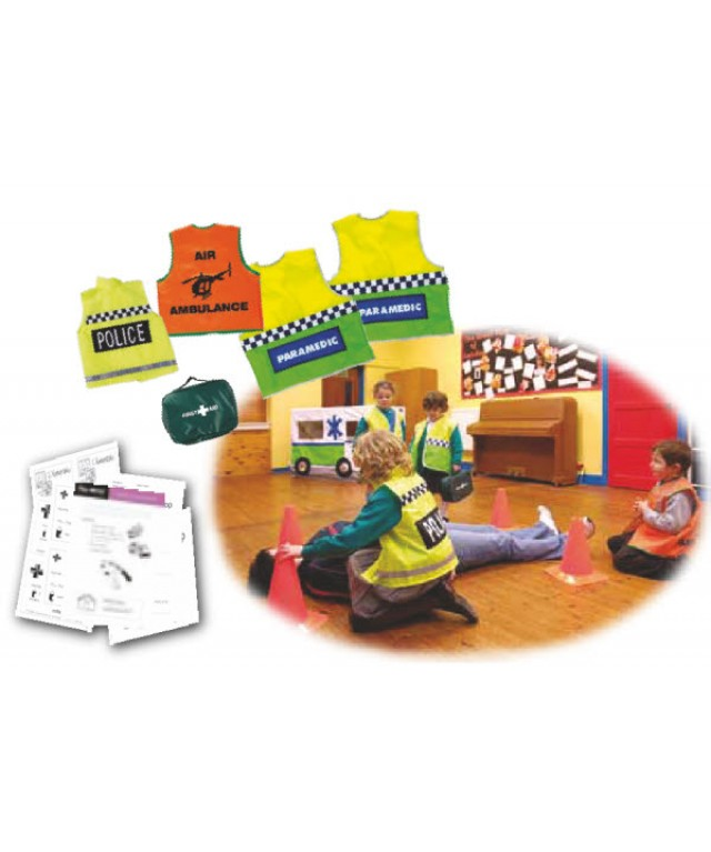 Accident Response Team Role Play Set