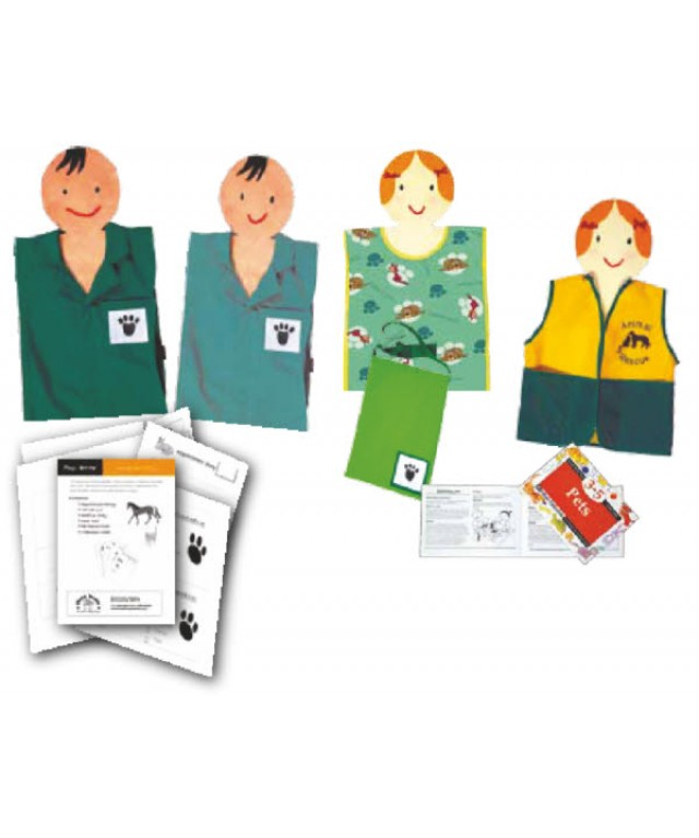 The Vets Role Play set