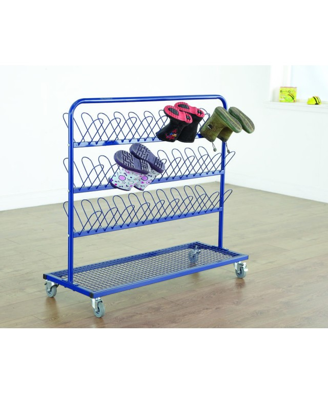 Double Sided Welly Rack