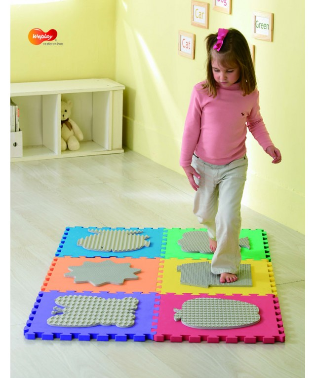 Tactile Playing Mat