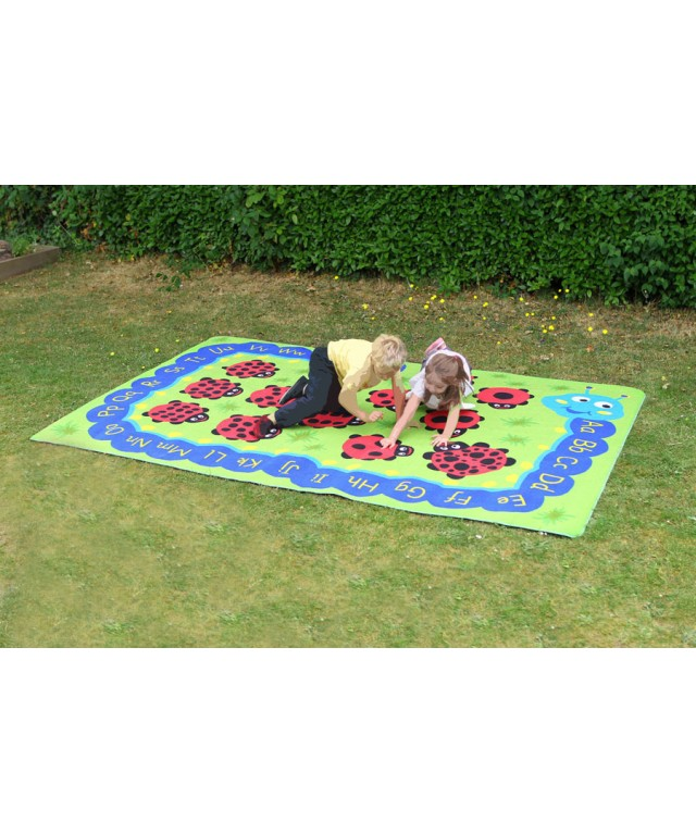 Back to Nature Chloe Caterpillar Outdoor Play Mat