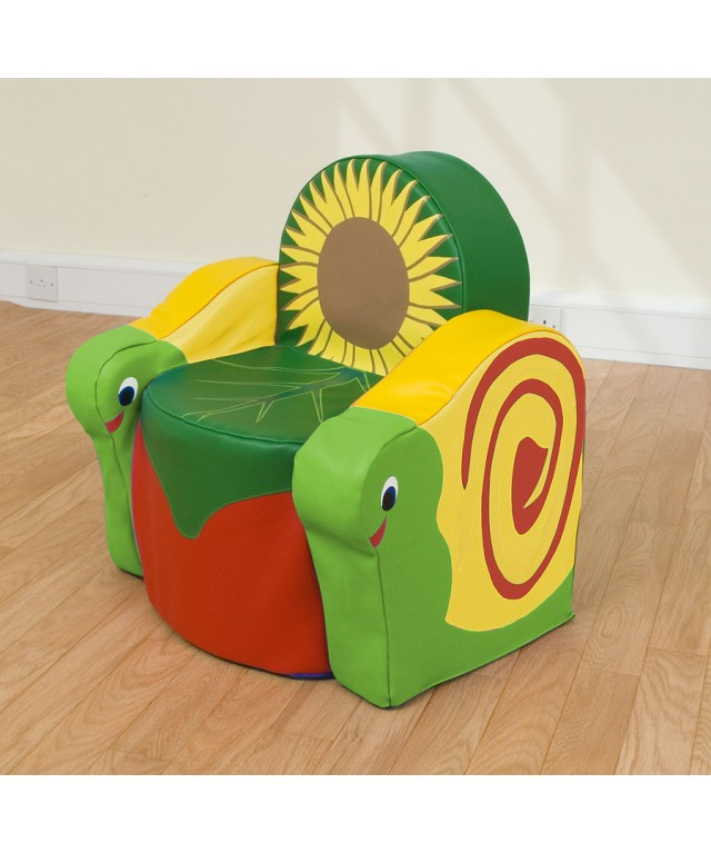 Back To Nature Snail Armchair 550 x 420 x 300 x 590mm