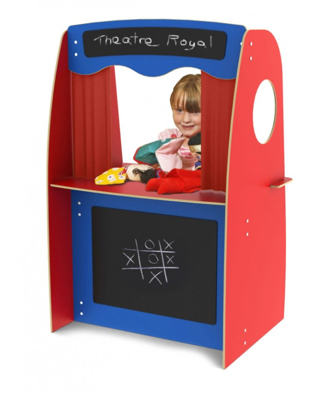 Folding Theatre with Chalkboard
