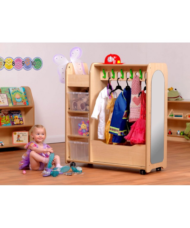 Mobile Dressing Up Trolley