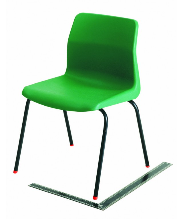 Poly Superior Chair 460mm High