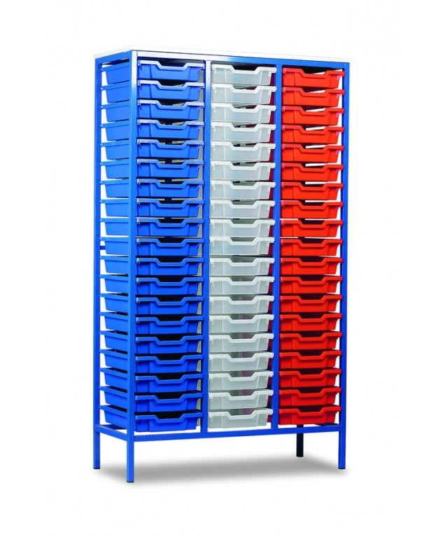 57 Tray Static Metal Stackers