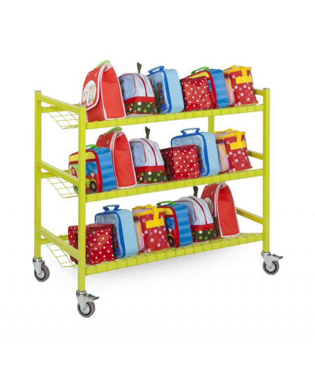 Large Lunchbox Trolley W1025 x D500 x H900mm