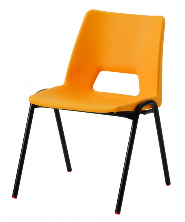 Poly Classroom Chairs 380mm High