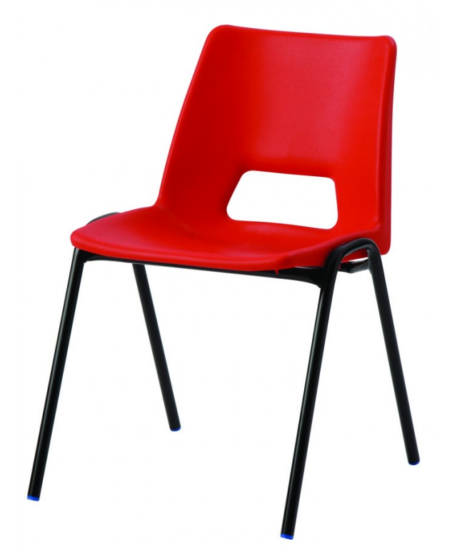 Poly Classroom Chairs 260mm High