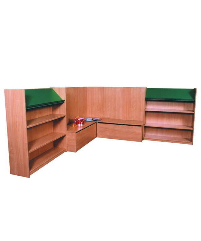 Windermere Shelving Combination 3