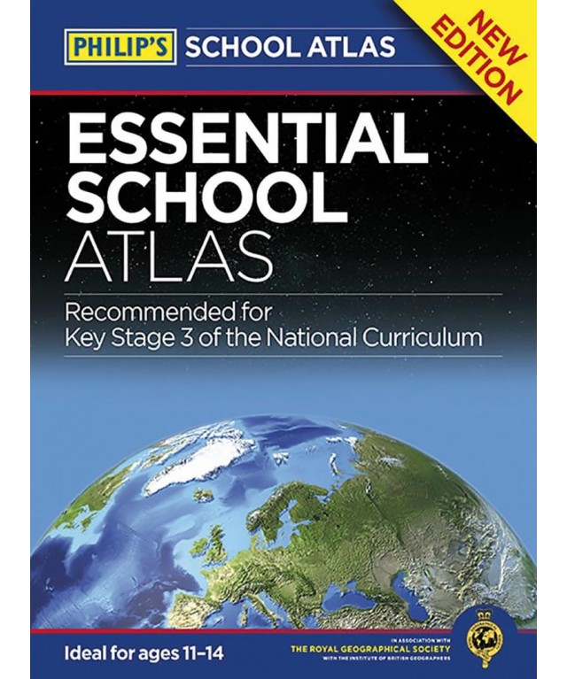 Philips Essential Atlas UKS2 / KS3