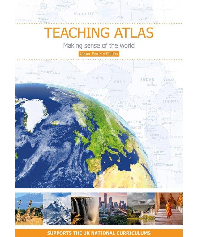 Teaching Atlas Upper each