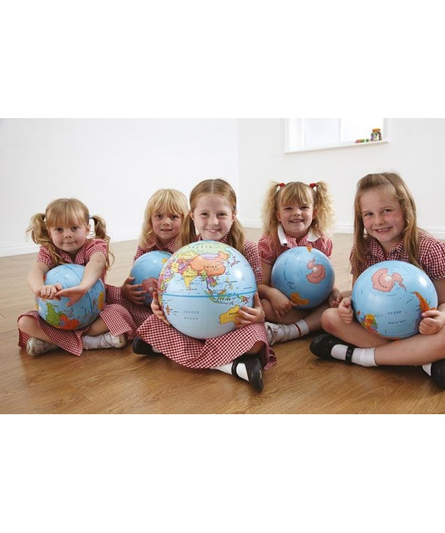 Discovery Globes Class Pack 5pk