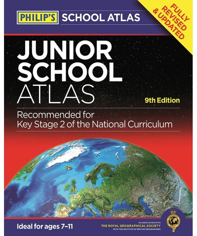 Philips Junior School Atlas KS2