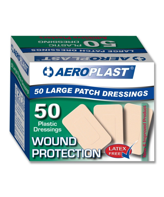 Washproof Plasters 75X25mm Ap801