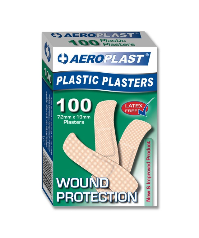 Washproof Plasters 72X19mm Ap101
