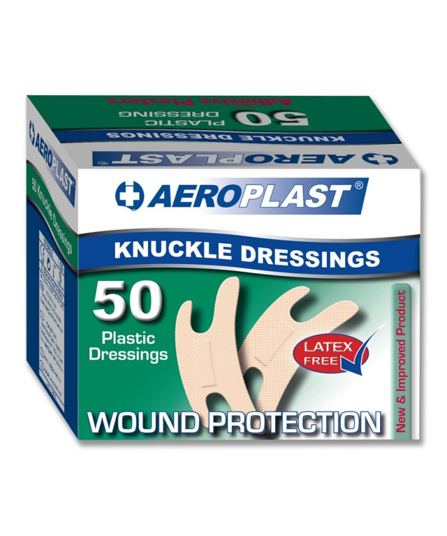 AeroPlast Washproof Knuckle Plaster Ap135