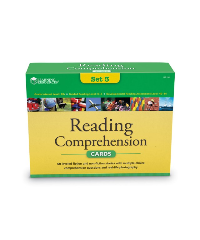 Reading Comprehension 9+