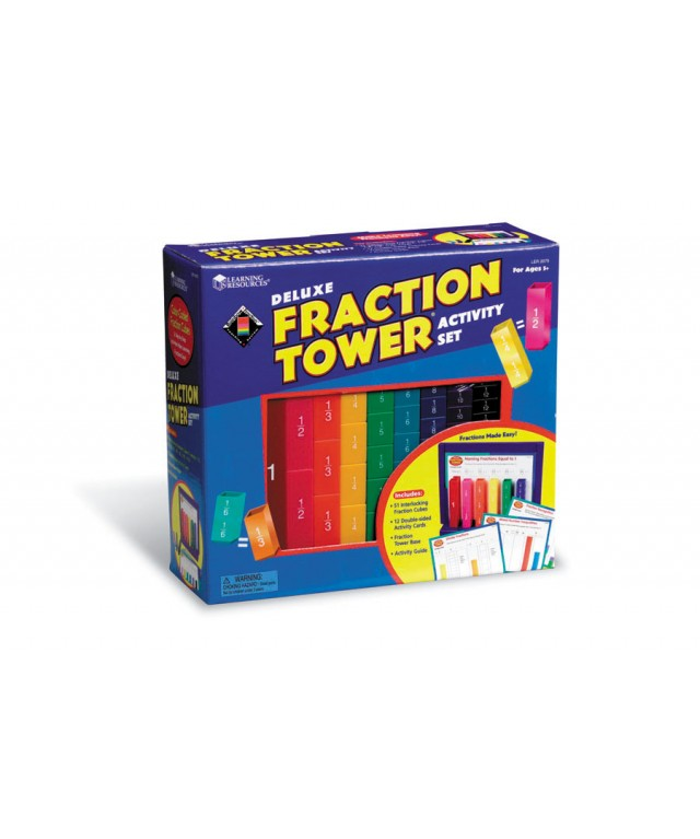 Deluxe Fraction Tower