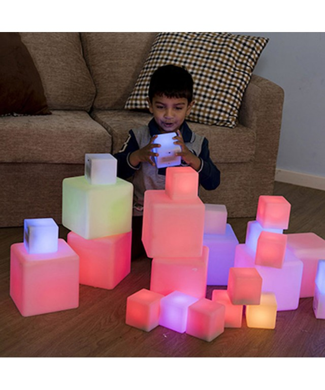 Glow Construction 12 Pack