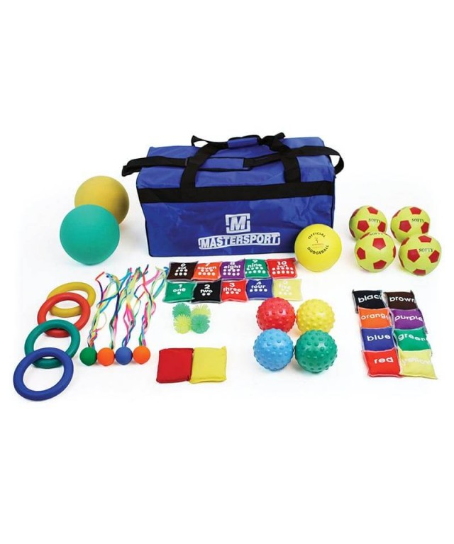 Class Ball Handling Pack  Bag Of 49
