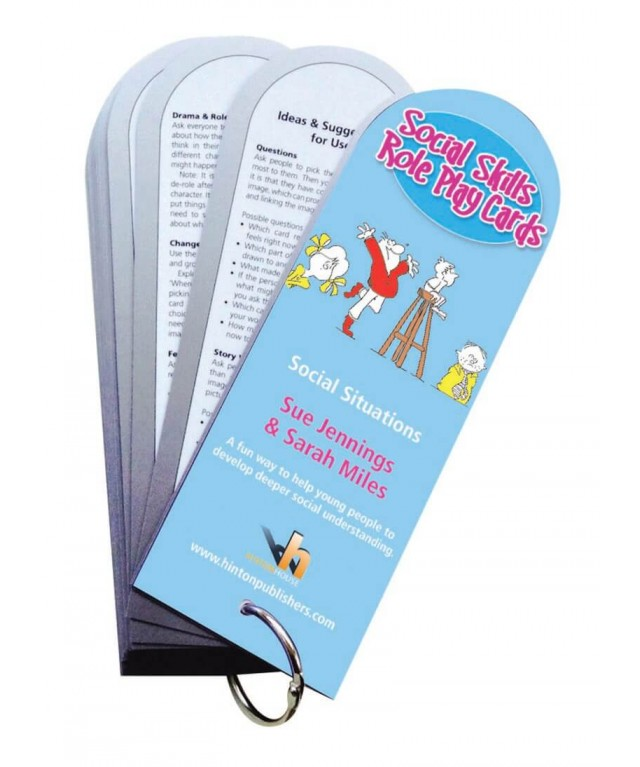 Social Skills Role Play Cards Set 2